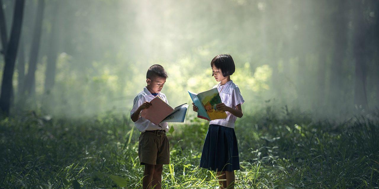 Boggaver til børn