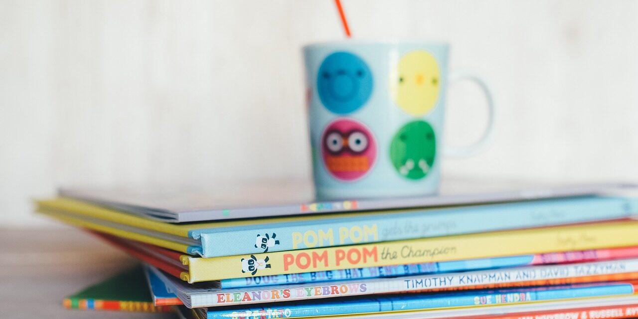 Bøger til børn som gaver