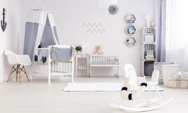 Et godt miljø på børneværelset