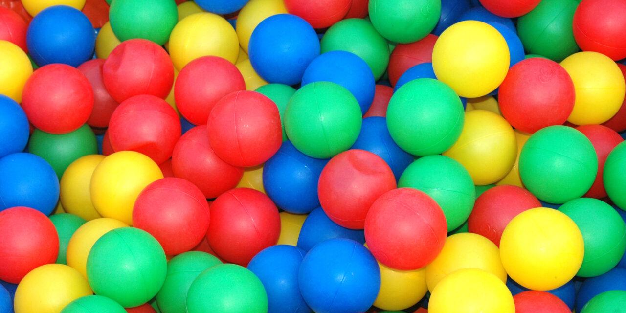 De smarte boldbassiner, der kan bruges i hele hjemmet